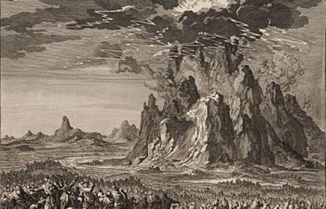 """פרשת יתרו: הקואוצ'ר הראשון בהיסטוריה?  (יד'-כ' שבת תשע""""ט, 20.1.19 – 26.1.19)"""