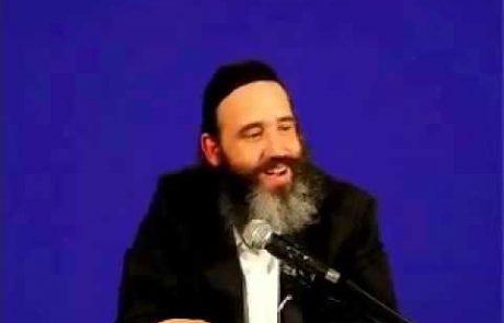הרב יצחק פנגר- סוכות חג השמחה