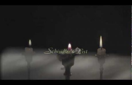 Schindler's List: The Vanishing Shabbat Light