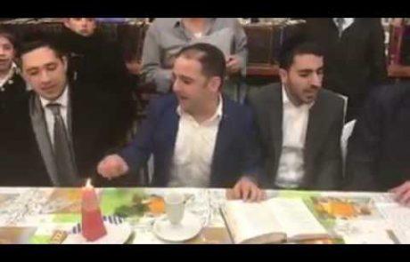 הבדלה בנוסח מרוקאי בביצוע הפייטן משה לוק (וידאו וטקסט)