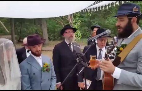 שבע ברכות מוזיקאליות בנוסח אורתודוכסי-אשכנזי (וידאו)