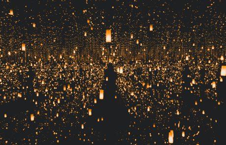 האור הראשון- על הדלקת אור כהתמודדות עם החושך