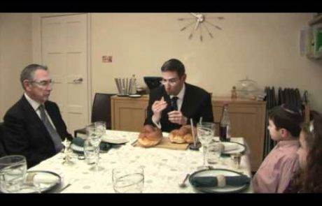 Rabbi Jonathan Sacks: How To Make Hamotzi
