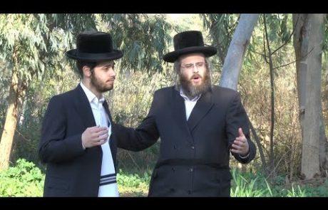 שיר בהשראת 'אשת חיל' בעברית ויידיש עם תרגום לאנגלית (קול וטקסט)