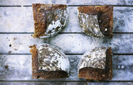 הרב אליעזר מלמד על לחם משנה ובציעת הפת
