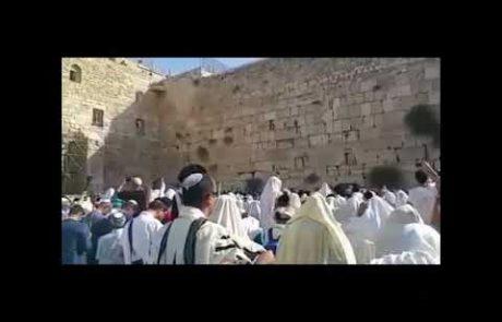 נוסח ברכת כהנים המלא (וידאו וטקסט)